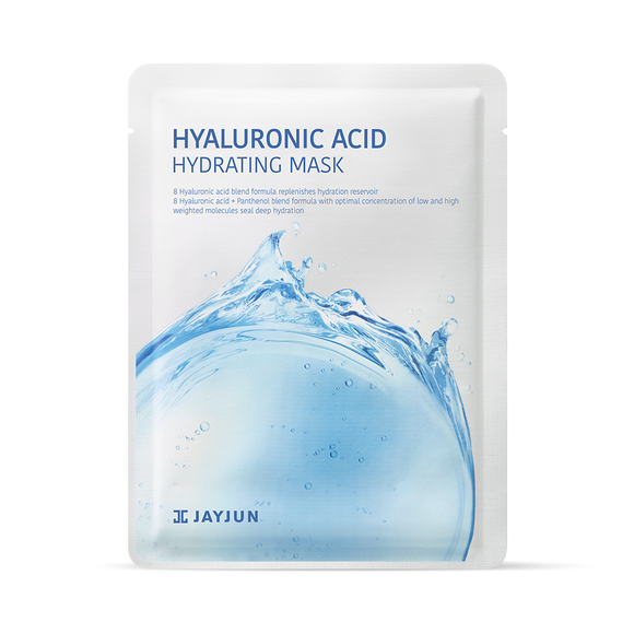 JAYJUN Hyaluronic Acid Hydrating Mask asian authentic genuine original korean skincare montreal toronto canada thekshop thekshop.ca natural organic vegan cruelty-free cosmetics