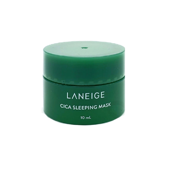 LANEIGE Cica Sleeping Mask Sample (10ml) asian korean skincare montreal toronto canada thekshop thekshop.ca natural organic vegan cruelty-free cosmetics