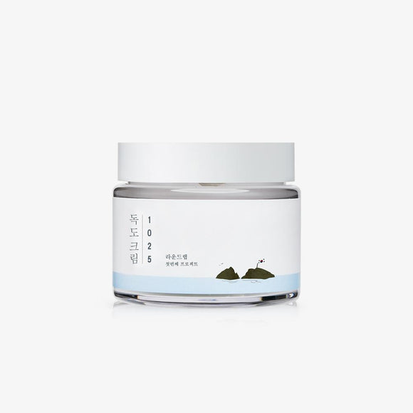 ROUND LAB 1025 Dokdo Cream asian authentic genuine original korean skincare montreal toronto canada thekshop thekshop.ca natural organic vegan cruelty-free cosmetics