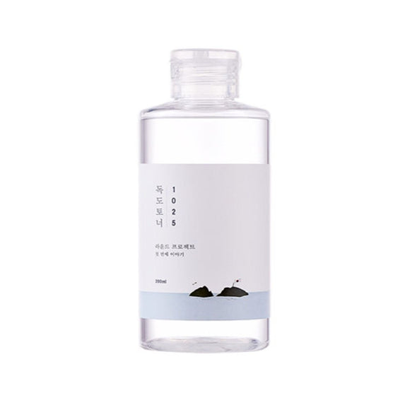 ROUND LAB 1025 Dokdo toner asian authentic genuine original korean skincare montreal toronto canada thekshop thekshop.ca natural organic vegan cruelty-free cosmetics