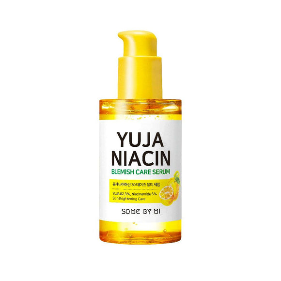 SOME BY MI Yuja Niacin Blemish Care Serum asian korean skincare montreal toronto canada thekshop thekshop.ca natural organic vegan cruelty-free cosmetics