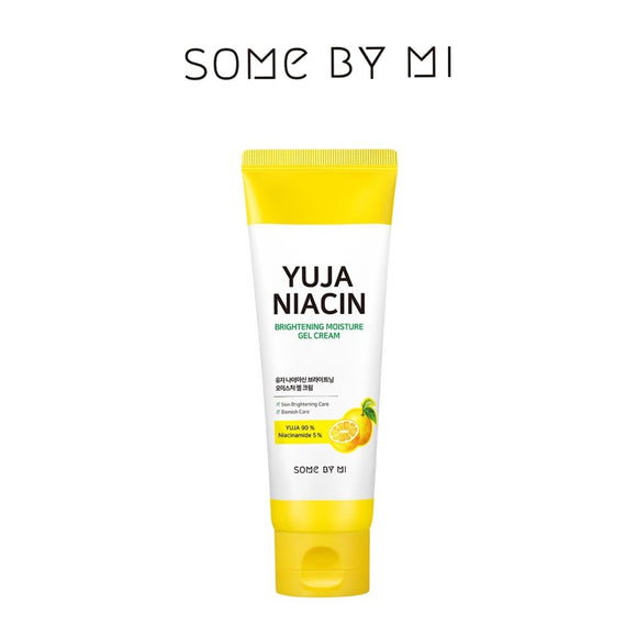 SOME BY MI Yuja Niacin Brightening Moisture Gel Cream asian korean skincare montreal toronto canada thekshop thekshop.ca natural organic vegan cruelty-free cosmetics