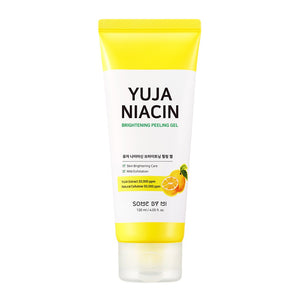 SOME BY MI Yuja Niacin Brightening Peeling Gel asian korean skincare montreal toronto canada thekshop thekshop.ca natural organic vegan cruelty-free cosmetics