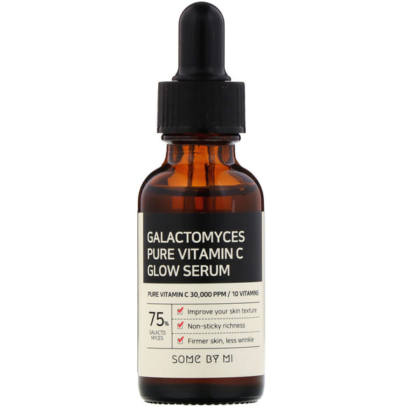 SOME BY MI Galactomyces Pure Vitamin C Glow Serum asian korean skincare montreal toronto canada thekshop thekshop.ca natural organic vegan cruelty-free cosmetics