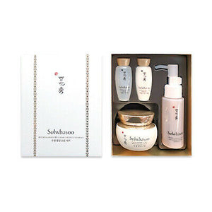 SULWHASOO Essential Perfecting Moisturizing Cream Set (4 items) asian authentic genuine original korean skincare montreal toronto canada thekshop thekshop.ca natural organic vegan cruelty-free cosmetics