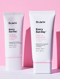 Dr.Jart+ Every Sun Day Tone Up Sunscreen SPF50+ PA+++ Montreal Canada Best Korean Asian Sunblock