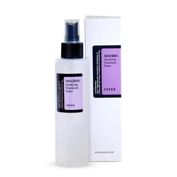 COSRX - AHA/BHA Clarifying Treatment Toner thekshop Korean Cosmetics Skincare Canada