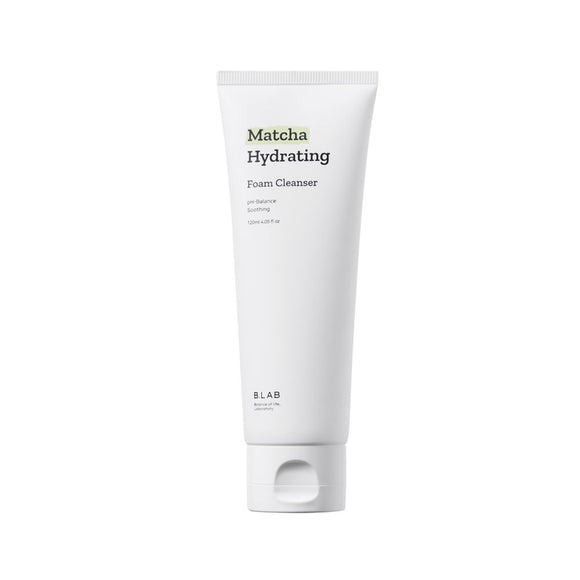 B-LAB - Matcha Hydrating Foam Cleanser asian authentic genuine original korean skincare montreal toronto canada thekshop thekshop.ca natural organic vegan cruelty-free cosmetics