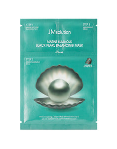JM Solution Marine Luminous Black Pearl Balancing Mask