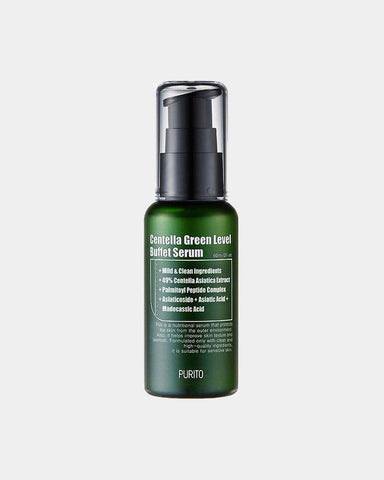 PURITO Centella Green Level asian korean skincare montreal toronto canada thekshop thekshop.ca natural organic vegan cruelty-free cosmetics