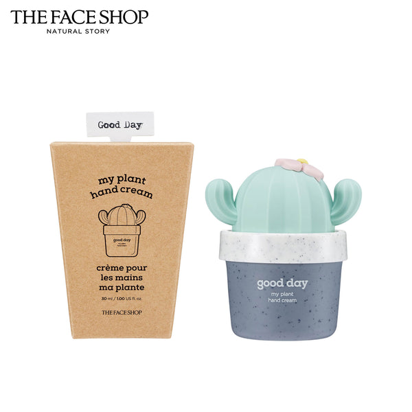 THE FACE SHOP My Plant Hand Cream