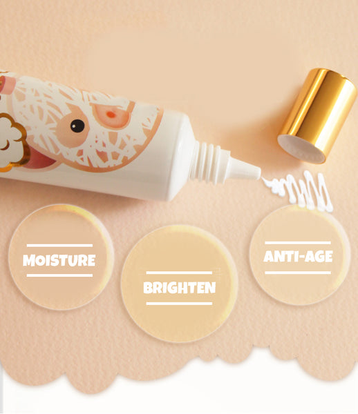 Elizavecca Gold CF-Nest White Bomb Eye Cream