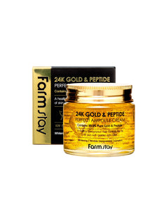 Farm Stay 24K Gold & Peptide Perfect Ampoule Cream