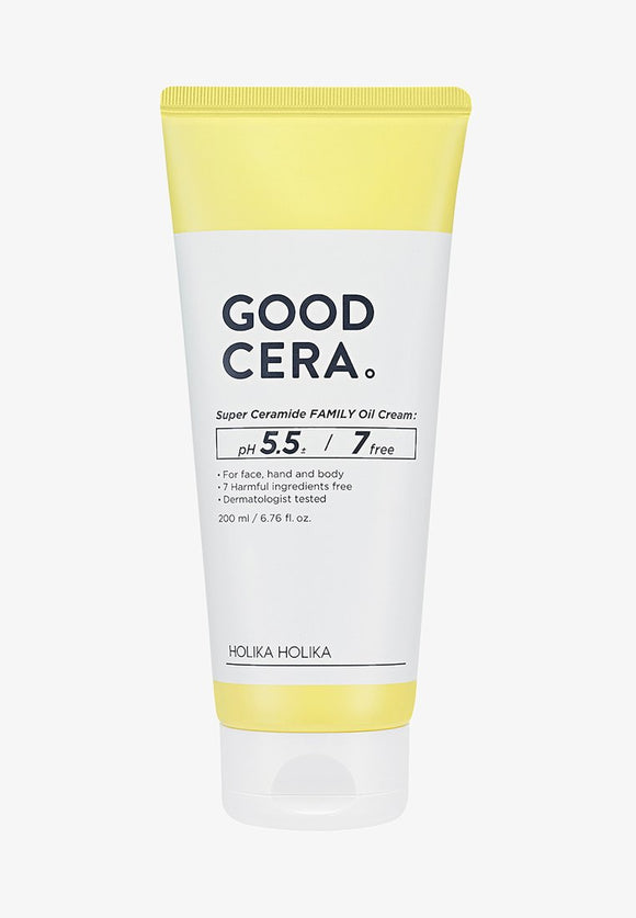 HOLIKA HOLIKA - Good Cera Super Ceramide Family Oil Cream