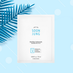 Etude House - Soon Jung Panthensoside Sheet Mask