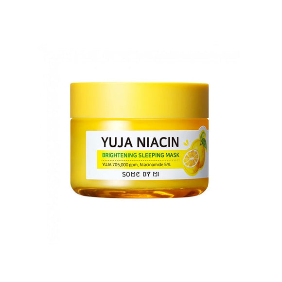 SOME BY MI YUJA NIACIN BRIGHTENING SLEEPING MASK asian korean skincare montreal toronto canada thekshop thekshop.ca natural organic vegan cruelty-free cosmetics