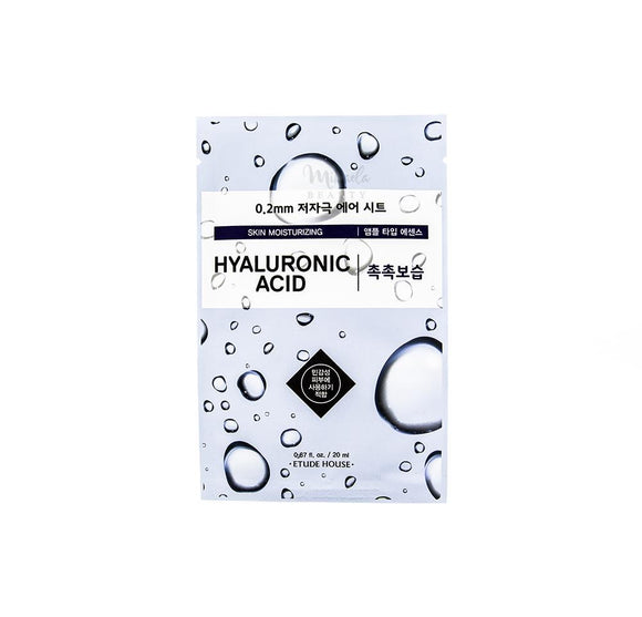 ETUDE HOUSE - 0.2 Therapy Air Mask - Hyaluronic Acid