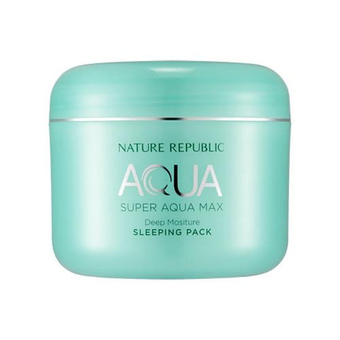 Nature Republic Super Aqua Max Deep Moisture Sleeping Pack