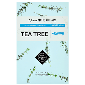 ETUDE HOUSE TEA TREE 0.2 THERAPY AIR MASK
