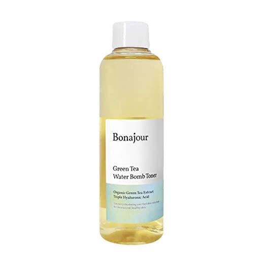 BONAJOUR Green Tea Water Bomb Toner