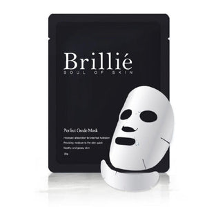 Brilliant Brillie Soul of Skin Perfect Grade Mask Asian Korean Cosmetics Skincare Canada thekshop