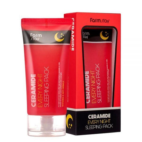 FARM STAY Ceramide Every Night Sleeping Pack