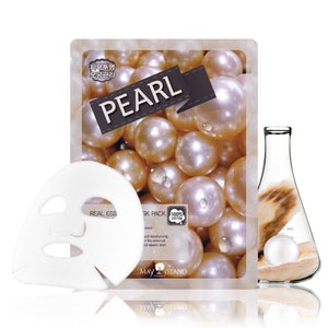 May Island - Pearl Real Essence Mask