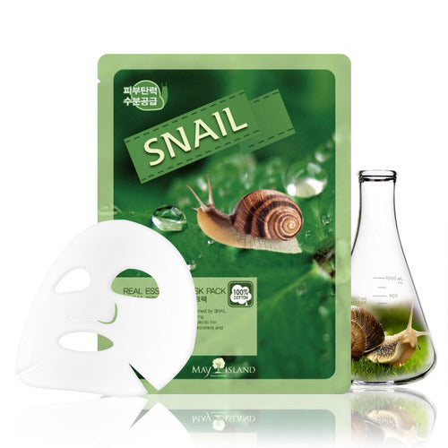May Island - Snail Real Essence Mask