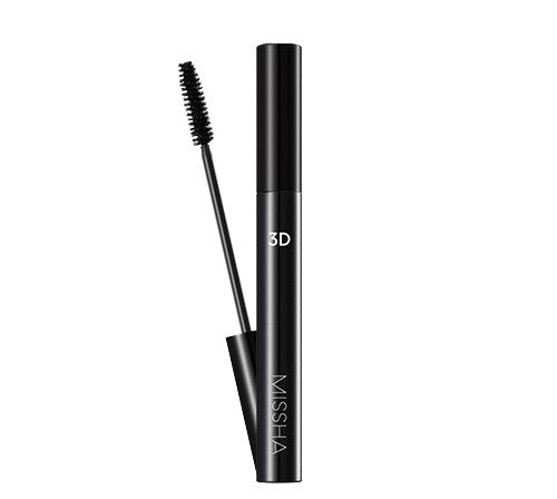 MISSHA 3D Mascara Canada Korean Asian Cosmetics Skincare