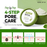 SOME BY MI - Super Matcha Pore Clean Clay Mask