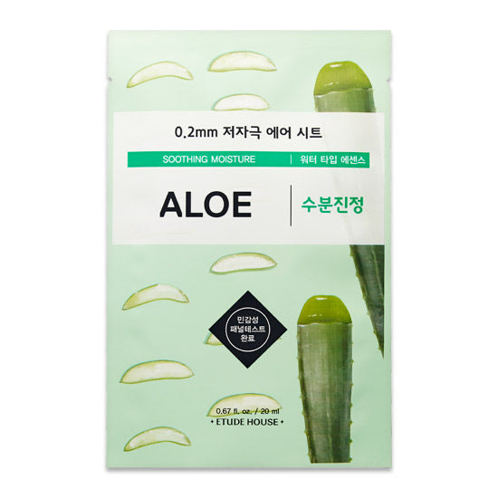 ETUDE HOUSE ALOE 0.2 THERAPY AIR MASK