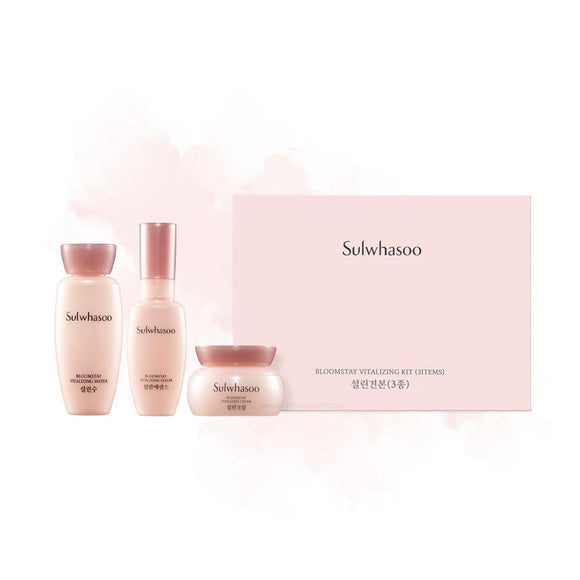 Sulwhasoo Bloomstay Vitalizing Kit (SP 3 Items)