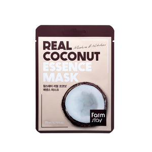 FARM STAY Real Coconut Essence Mask