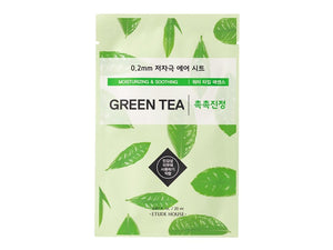 ETUDE HOUSE GREEN TEA 0.2 THERAPY AIR MASK