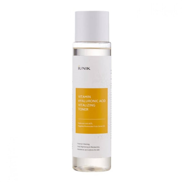 iUNIK Vitamin Hyaluronic Acid Vitalizing Toner 200ml Korean cosmetics skincare canada montreal toronto thekshop asian cryelty-free vegan