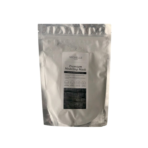 Michelle Premium Modeling Mask Charcoal Canada Alginate Mask