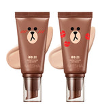 MISSHA M Perfect Cover BB Cream (Line Friends Limited Edition) asian korean skincare montreal toronto canada thekshop thekshop.ca natural organic vegan cruelty-free cosmetics
