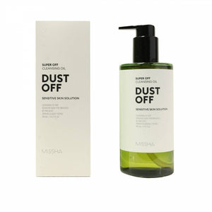 MISSHA Super Off Cleansing Oil Dust Off asian authentic genuine original korean skincare montreal toronto canada thekshop thekshop.ca natural organic vegan cruelty-free cosmetics