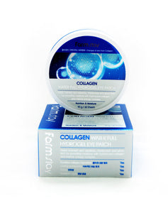 FARM STAY ( FARMSTAY ) Collagen Water Full Hydrogel Eye Patch