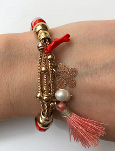 BRACELETS PERLES - DIFFERENTS MODELES