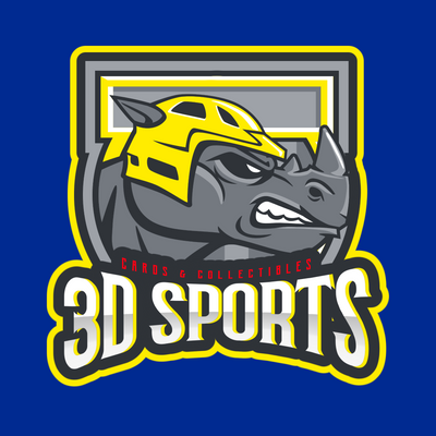 3D Sports Cards