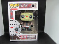 Funko POP! Movies Friday The 13th Jason Voorhees 01 VAULTED/RETIRED - NEW