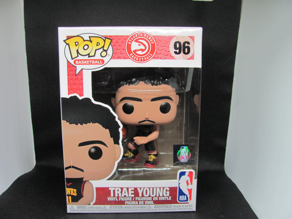 Trae Young  FUNKO POP! Basketball: NBA - Atlanta Hawks #96 NIB