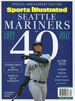 Sports Illustrated Seattle Mariners at 40 1977 to 2017 Magazine
