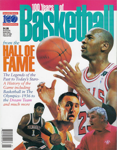 100 Years of Basketball Magazine
