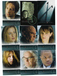X-Files I Want To Believe Movie 2008 Ink Works Complete Base Card Set 72