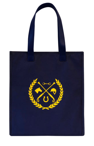 The Livy Rose 'Equestrian Crest' Tote Bag