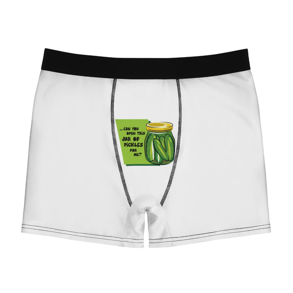 Jar of Pickles Men's Boxer Briefs