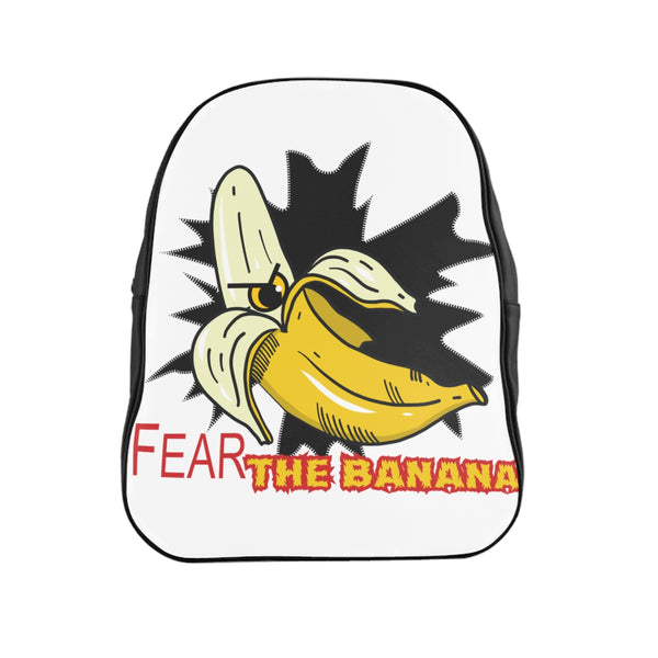 Fear the Banana School Backpack