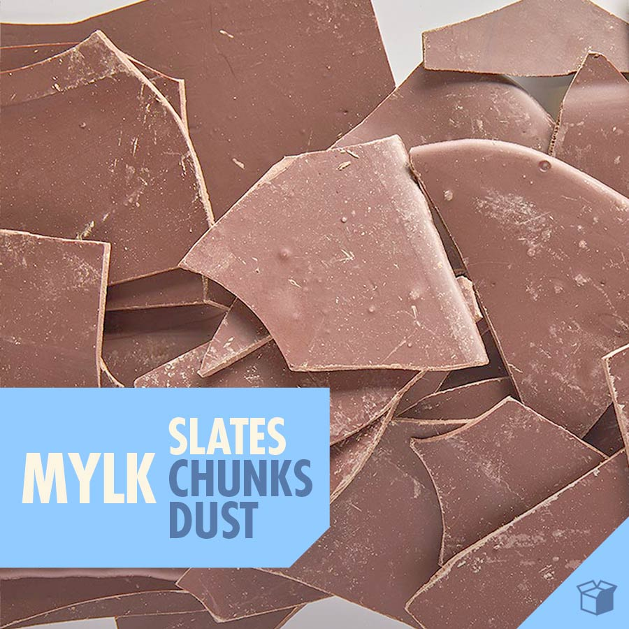 Mylk Chocolate - vegan SF
